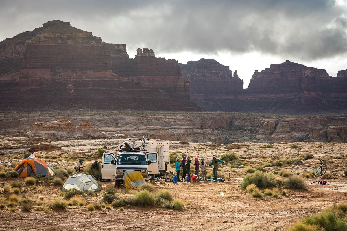 The Necessity of Desert Wanderings