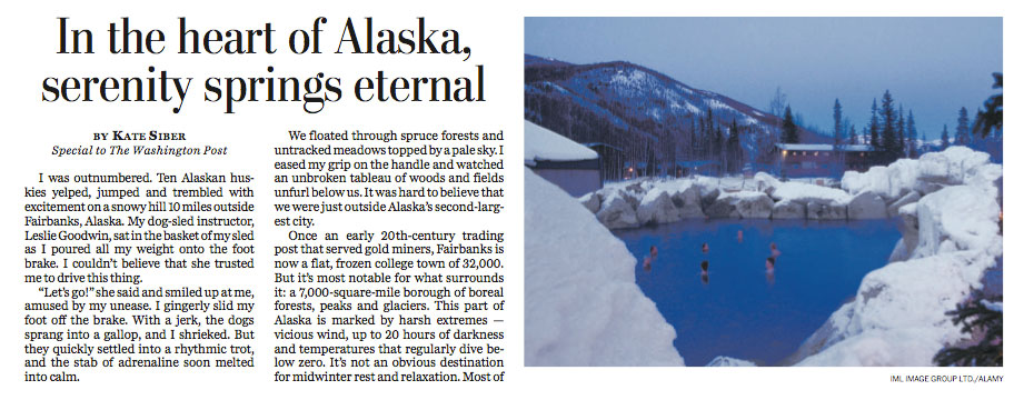 a travel essay in the washington post  kate siber  writer a travel essay in the washington post